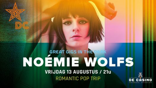 Great Gigs in the Park - Noémie Wolfs (gratis concert), 13 August   Event in Sint-niklaas   AllEvents.in