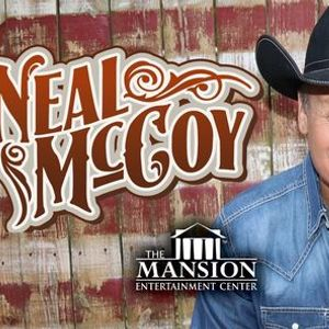 Neal McCoy - April 17th 2021 (8pm)