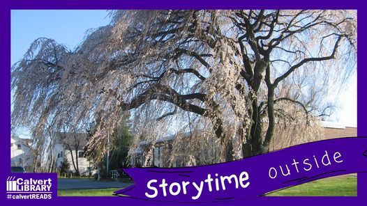 Storytime Outside @ Fairview Branch, 11 May | Event in Owings | AllEvents.in