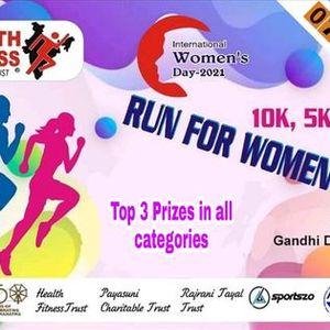 RUN FOR WOMAN POWER