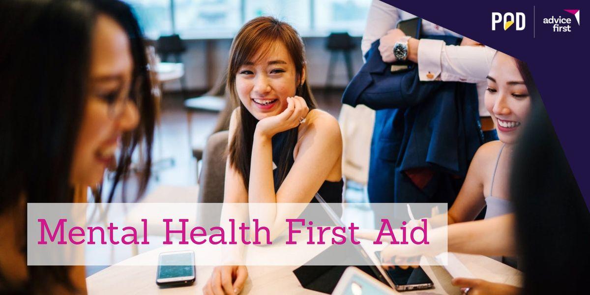 Mental Health First Aid - Tauranga