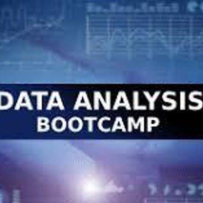 Data Analysis 3 Days Bootcamp in Dublin