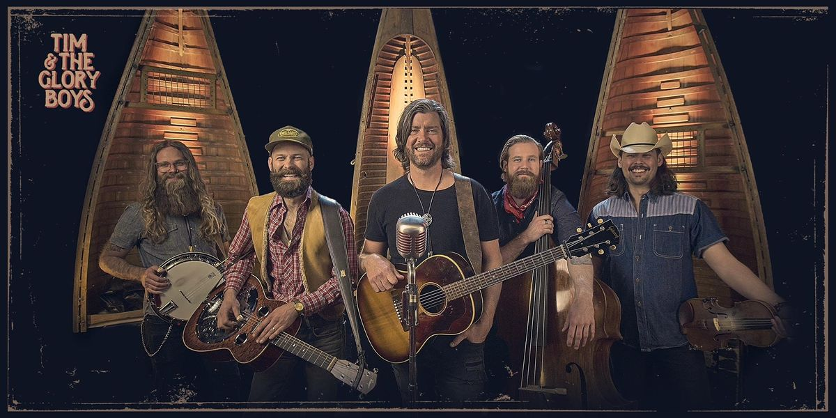 Tim & The Glory Boys - THE HOME-TOWN HOEDOWN TOUR - Red Deer, AB, 8 October | Event in Red Deer | AllEvents.in