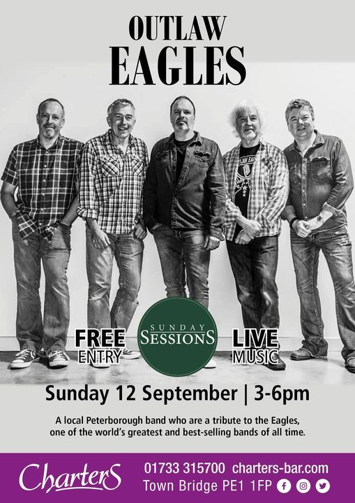 Outlaw Eagles, 12 September | Event in Peterborough | AllEvents.in