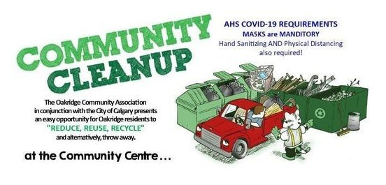 Community Cleanup, 30 May | Event in Calgary | AllEvents.in