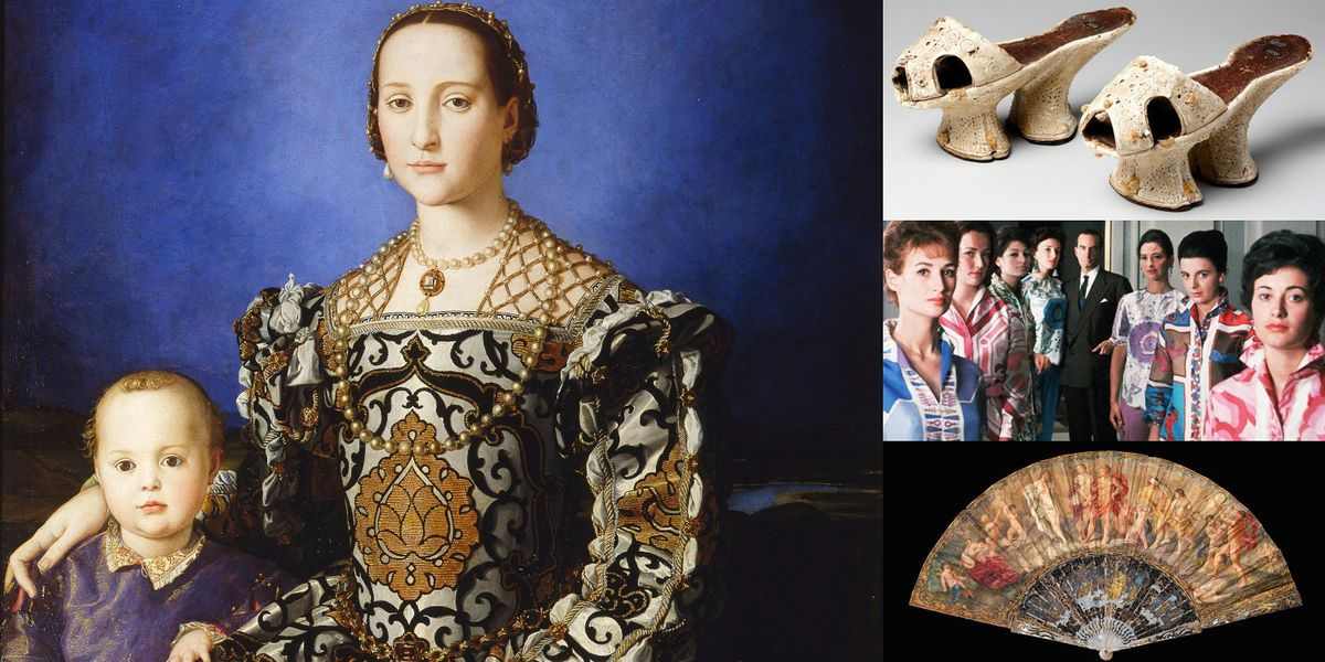 'Twisted Silks & Stilettos: The History of Italian Fashion' Webinar, 6 October   Online Event   AllEvents.in