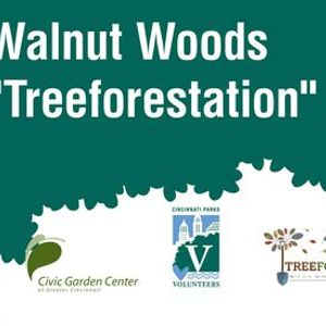 Volunteer - Walnut Woods Treeforestation