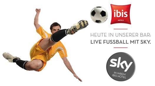 Sky Bundesliga Fussball Fans Aufgepasst At Ibis Koln