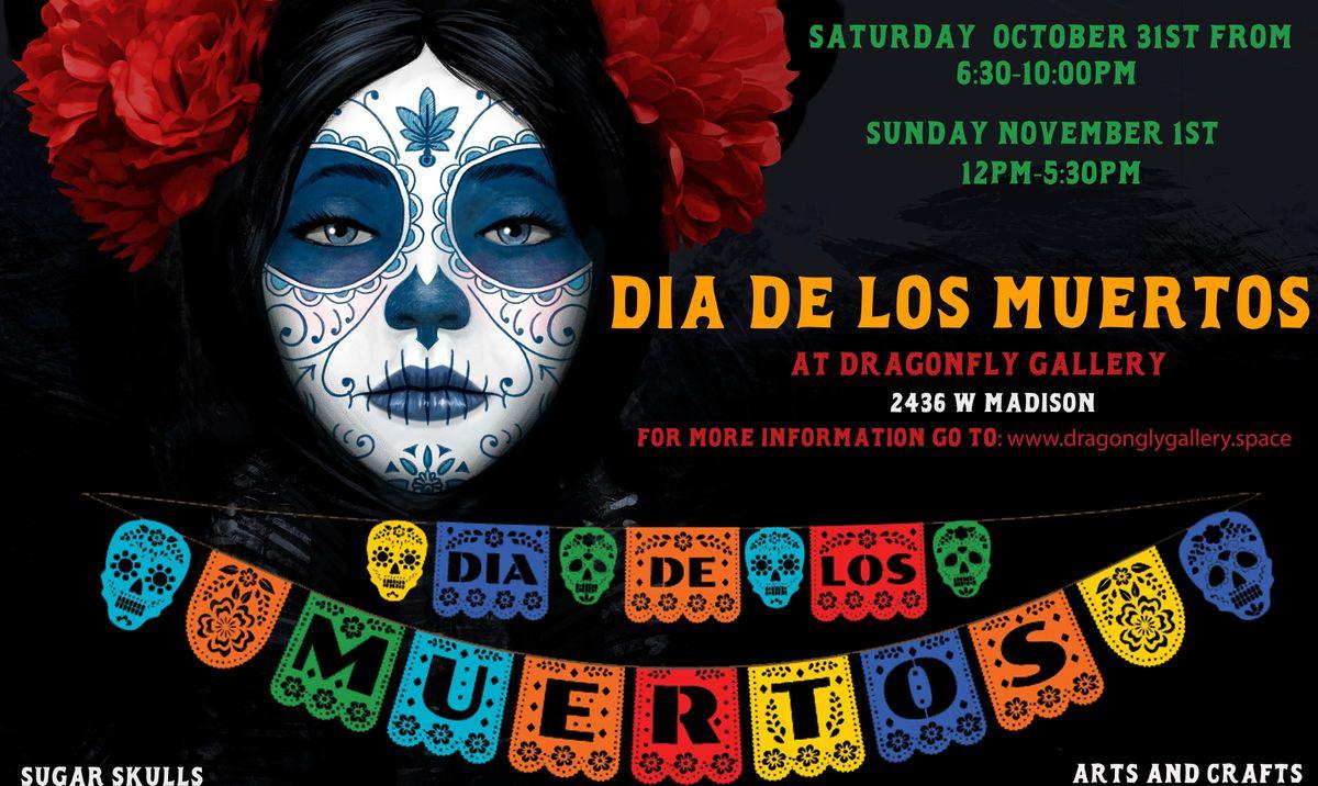 Dia de los Muertos/Day of the Dead | Event in Chicago | AllEvents.in