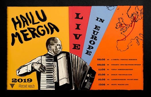 Hailu Mergia (Awesome Tapes from Africa)