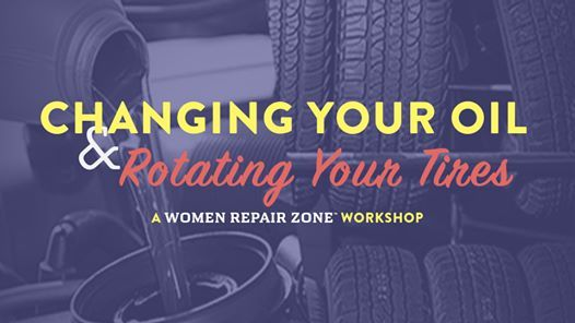 Changing Your Oil and Rotating Your Tires