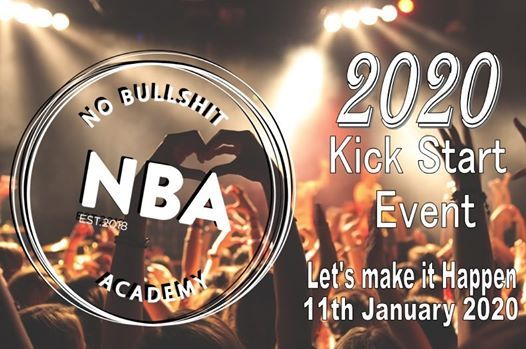 Nba 2020 Kick Start Event At No Bullshit Academy