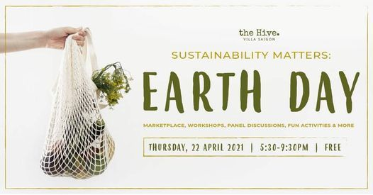 Sustainability Matters: Earth Day 2021, The Hive Villa ...