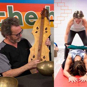 Sound Journey with Restorative Yin Yoga