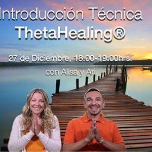 ThetaHealing conferencia de presentacin