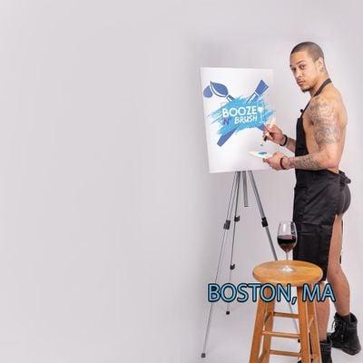 Booze N Brush Next to Naked Sip n Paint Bronx, NY - Exotic