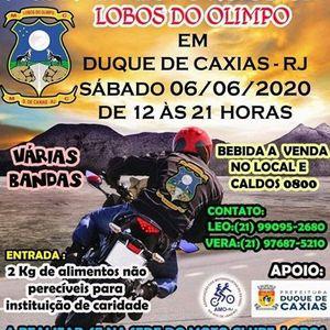 9 Aniversrio do Motoclube Lobos do Olimpo