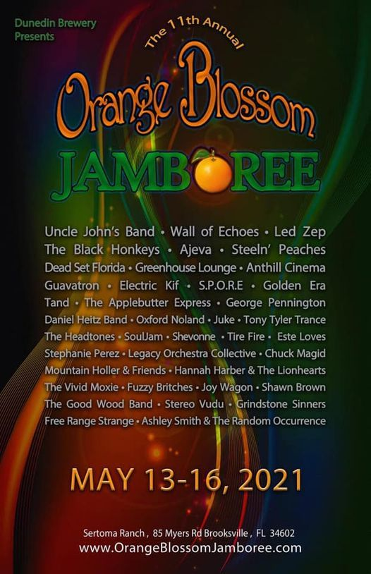 Orange Blossom Jamboree Festival, 16 May | Event in Brooksville | AllEvents.in