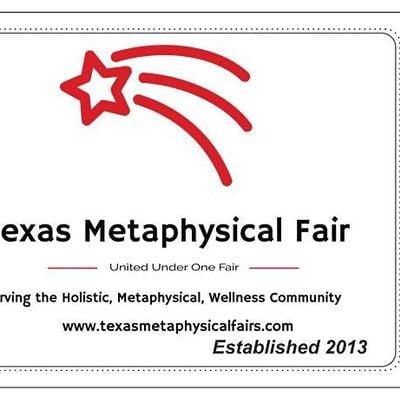 Texas Metaphysical Fair in South Austin Tx on 02-09-2020 - 11 to 6 p.m.