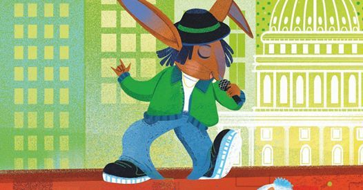 Zomo the Rabbit A Hip-Hop Creation Myth