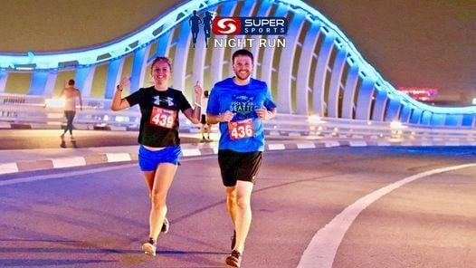 Super Sports Night Run Race 1 - 2021/22, 28 September   Event in Dubai   AllEvents.in