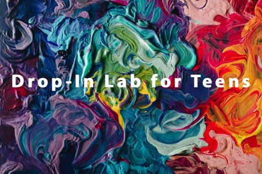Virtual Drop-In Lab for Teens