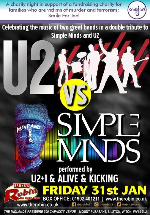 The Robin presents U21 vs Alive & Kicking UK