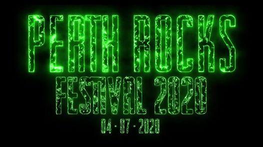 Perth Rocks Festival 2020