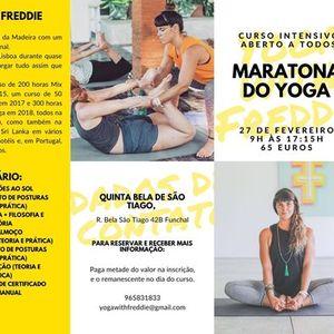 Maratona do Yoga - Curso Intensivo III