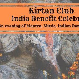 Kirtan Club Fundraiser Event