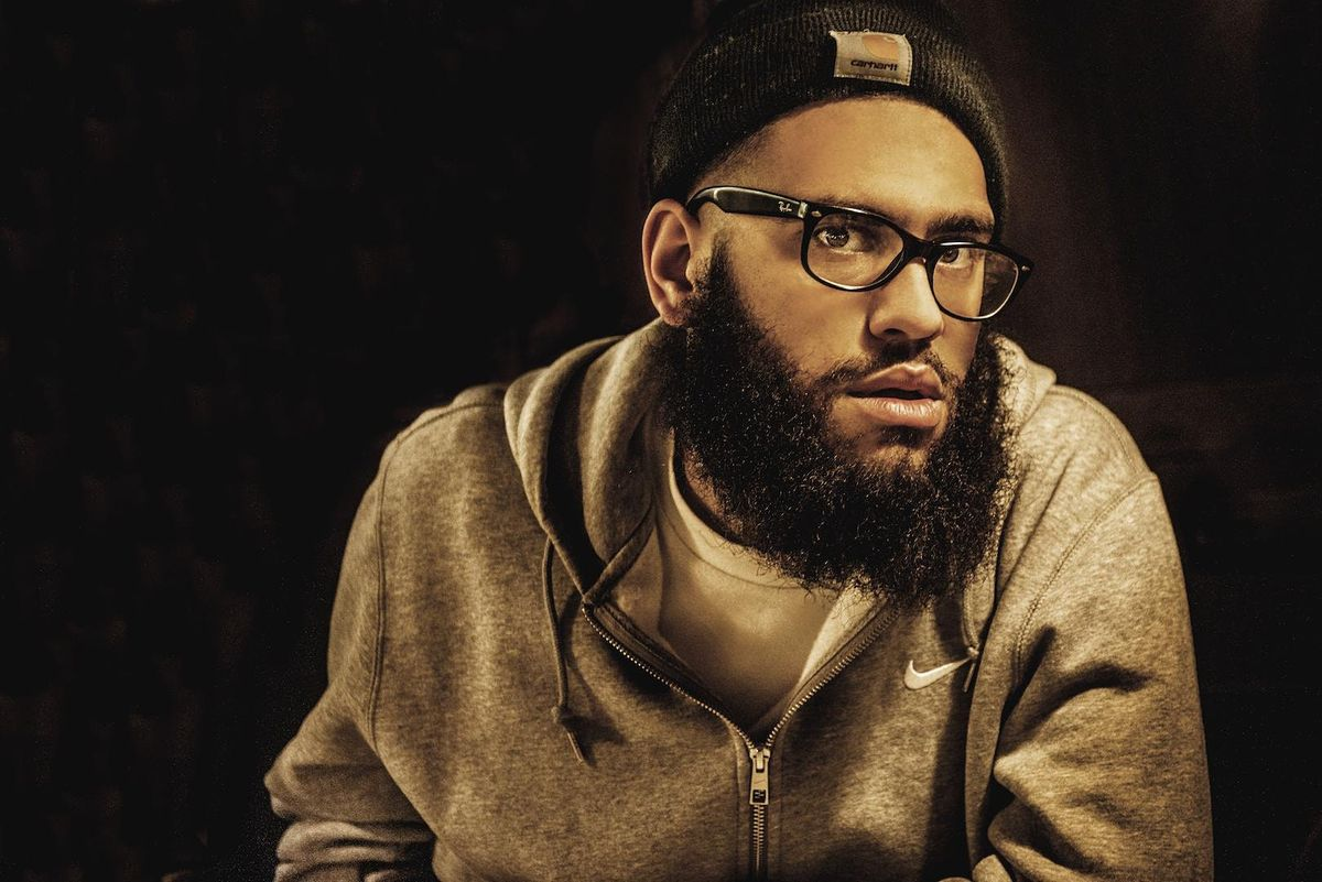 Jamali Maddix Stand-up Live at Gramps   Event in Miami   AllEvents.in