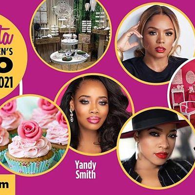 Atlanta Womens Expo Beauty  Fashion  Pop Up Shops Nov 14-15