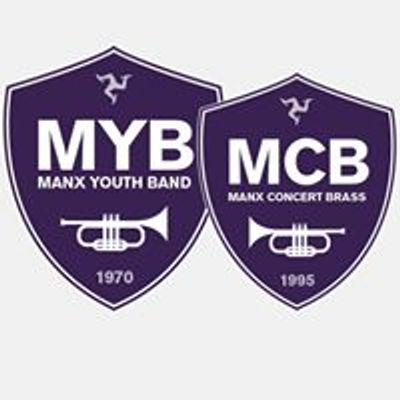 Manx Youth Band and Manx Concert Brass