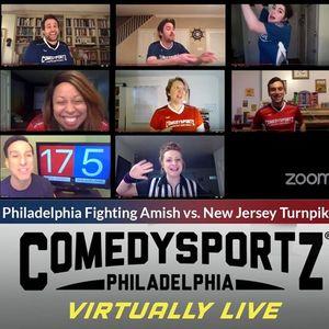 ComedySportz Virtually Live