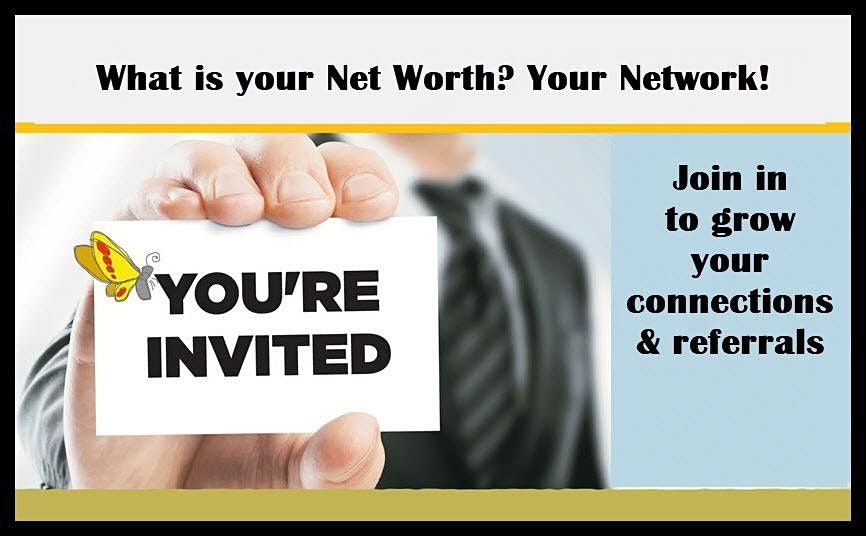 Business Networking Wednesday Doors Open At 11 Meeting Starts At