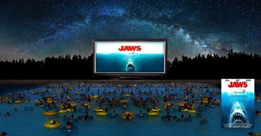 JAWS - Movie on the Water - Toronto area
