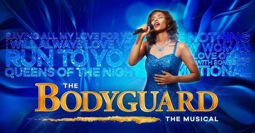 The Bodyguard - The Musical / Tivolis Koncertsal   Event in Copenhagen    AllEvents.in