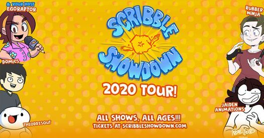 Scribble Showdown, 10 December   Event in Brooklyn   AllEvents.in