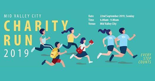 Mid Valley City Charity Run 2019