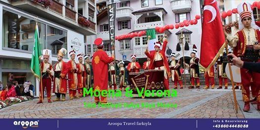 Italya Ky Moena Trk Festivali zel Tur - Verona & Moena 159