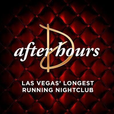 After Hours (Saturday Night) at Drais After Hours Guestlist