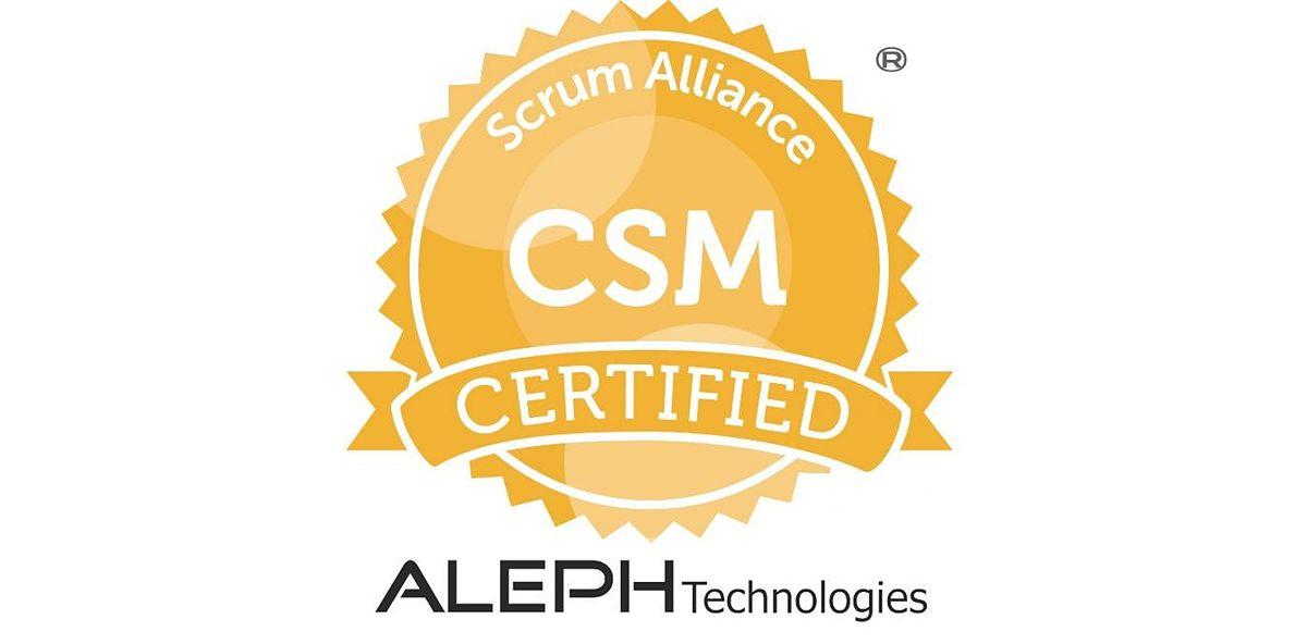 Certified Scrum Master Workshop (CSM) Vancouver Canada -Bonsy Yelsangi