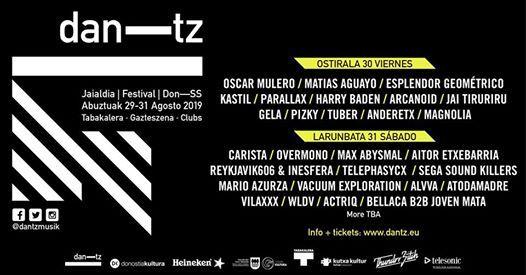 Dantz Festival 2019