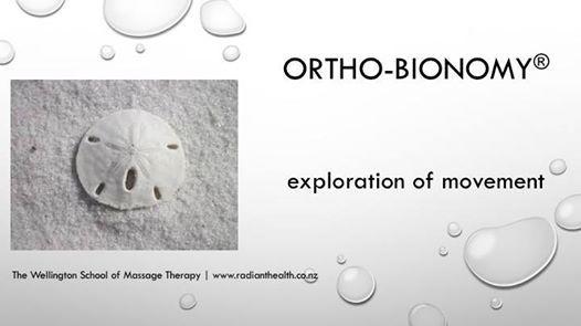 Ortho-Bionomy Exploration of Movement