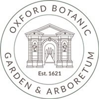 University of Oxford Botanic Garden and Arboretum