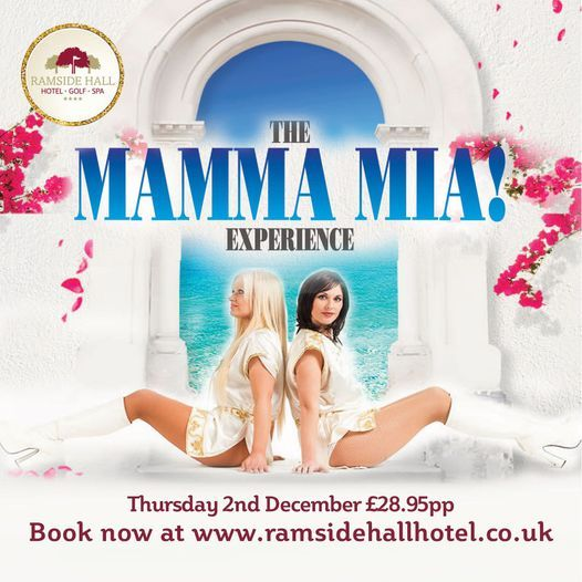 The Mamma Mia Experience, 2 December | Event in Durham | AllEvents.in