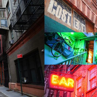 Exploring the Secrets of TriBeCa Lofts Artists & Alleyways