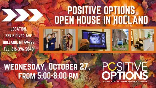 Fall Open House, 27 October   Event in Holland   AllEvents.in