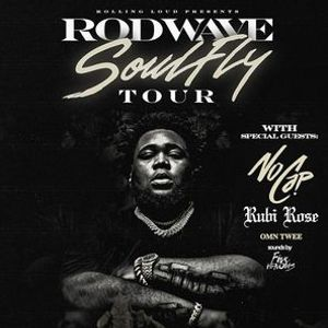 Rod Wave SoulFly Tour presented by Rolling Loud and Live Nation - NEW DATE