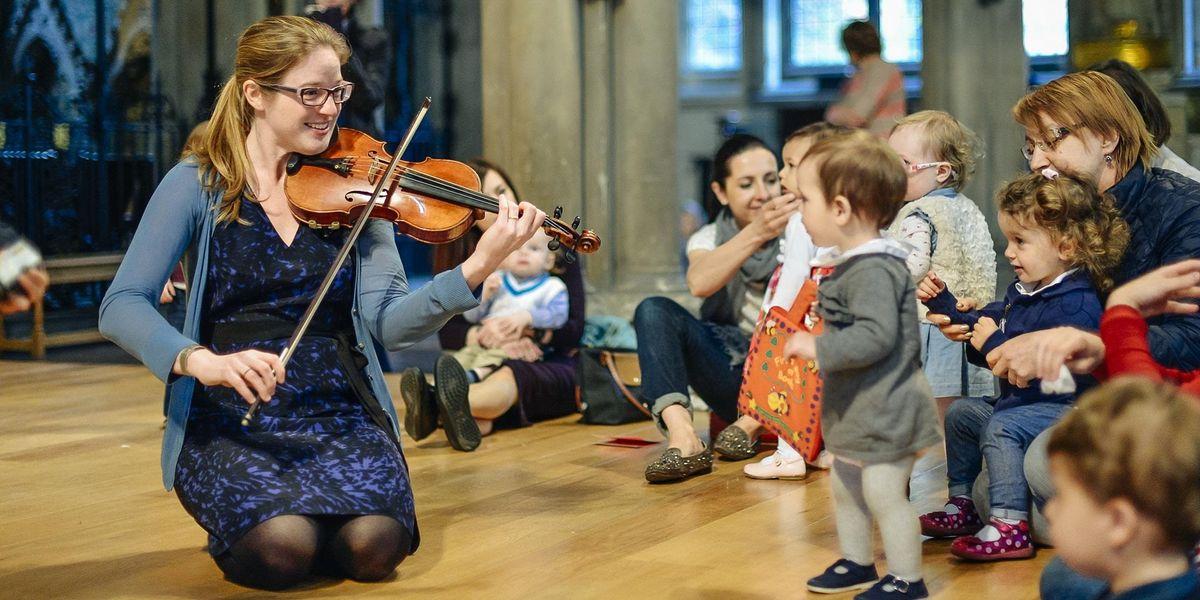 Surbiton - Bach to Baby Family Concert